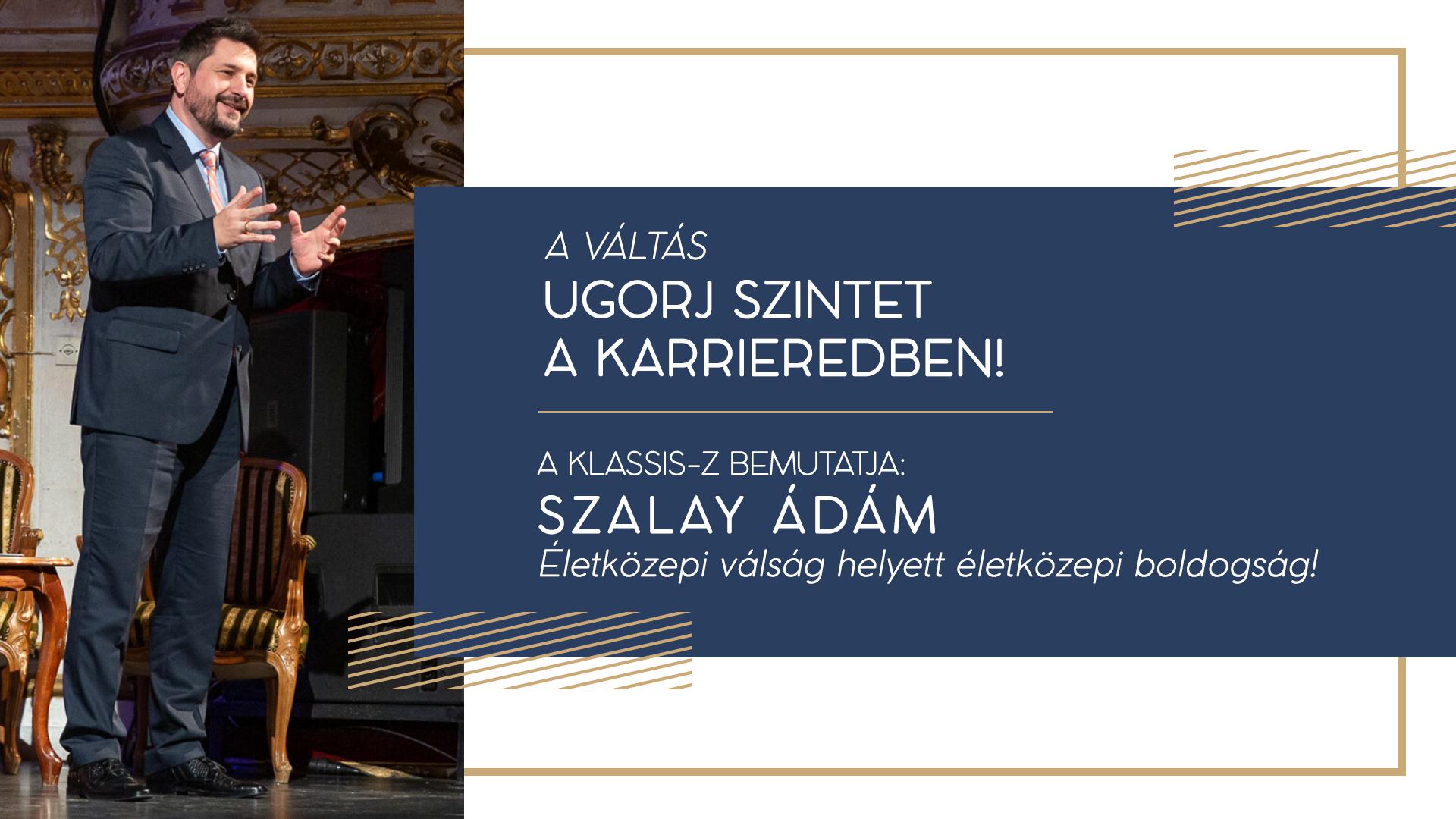 Szalay Ádám esemény új